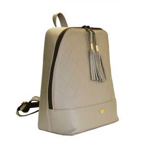 Luxusný dámsky kožený ruksak z prírodnej kože