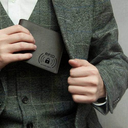 RFID peňaženky, ochranne penazenky copy