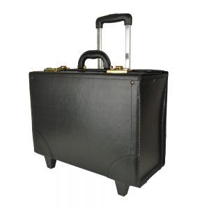 Cestovný kufor je druh veľkej aktovky slúžiaca ako elegantné púzdro